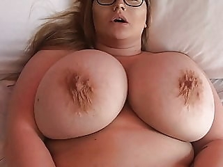 Nice big tits blonde bbw top rated