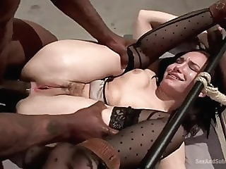 She gets Rough Anal Fuck (This is how i crave to be used) anal hardcore bdsm