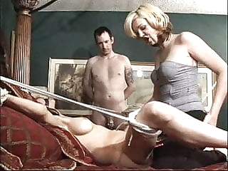 Natasha's Bondage Sex 11 blowjob bdsm bisexual
