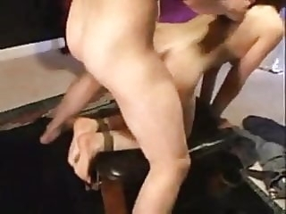 Screaming pain during anal and a facefuck anal hardcore bdsm