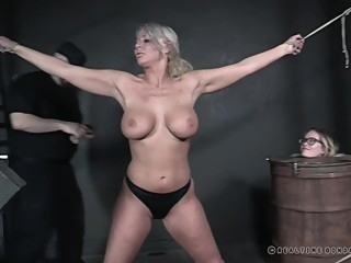 Experiments Part 1 bdsm big tits blonde