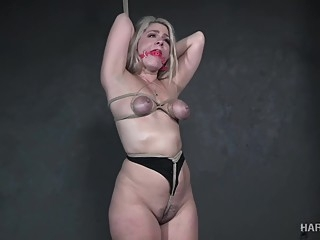 Sweet Release bdsm blonde fetish