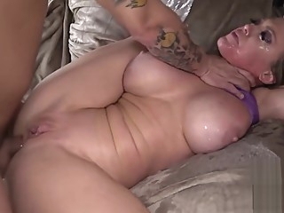 British sub dominated roughly by experienceed master anal bdsm big cock