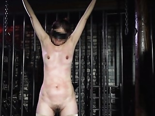 Hottest adult movie Hogtied exclusive pretty one amateur asian bdsm