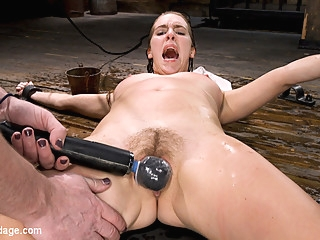 Cadence Lux in Cadence Lux: The Depths of Hell - DeviceBondage bdsm fetish fingering