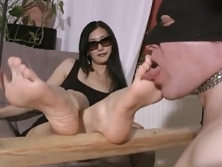 Exotic adult movie BDSM new show bdsm brunette couple