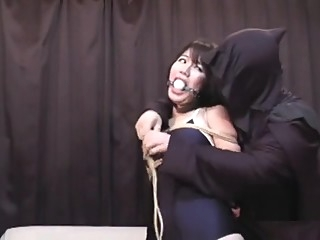 Best sex video Hogtied exotic pretty one asian babe bdsm