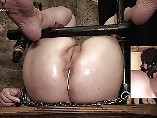 Dehira Takes Her First Enema Part 2 bdsm british hd videos