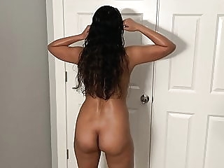 Desi Wife punishment amateur brunette bdsm
