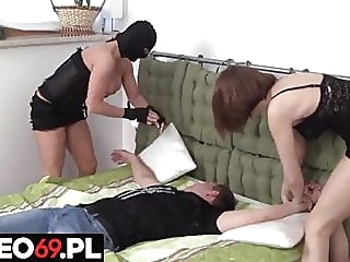 Polskie filmy - Slodka zemsta blowjob group sex femdom